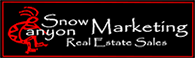 snow canyon marketing mobile logo